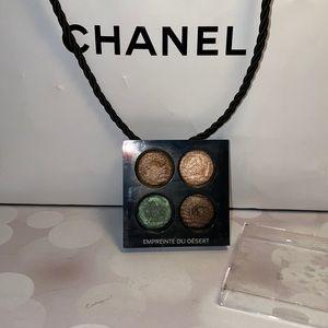 Chanel eyeshadow quadra